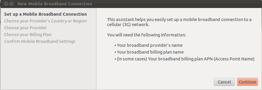 Setting Huawei EC1261-2 di Ubuntu ~ CDMA Modem 3