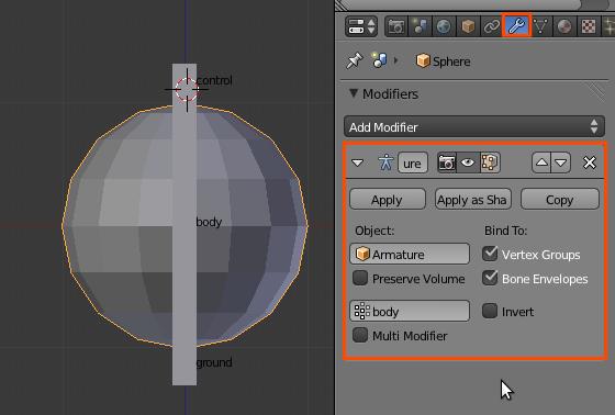 Rigging Bouncing Ball in Blender 17