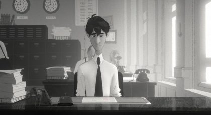 Paperman Film Animasi Pendek Disney 17