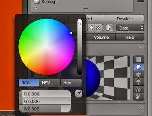 Tutorial Mewarnai Objek di Blender 5