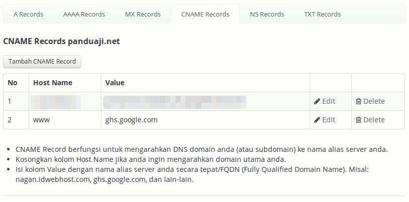 Cara Custom Domain Blogger 1
