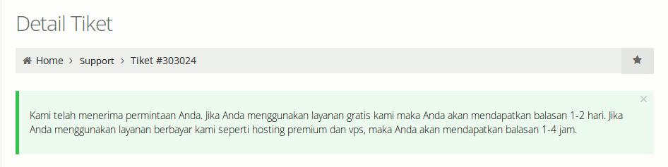 Web Hosting Gratis Terbaik di Indonesia 1