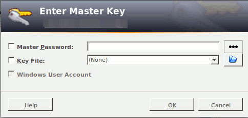 Simpan Password dengan KeePass 2