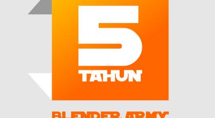 Selamat Ulang Tahun Blender Indonesia 4