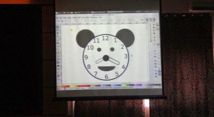 Workshop Desain Grafis di FKH Unair Surabaya 2