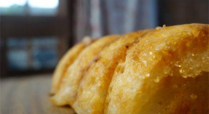 Penjual Kue Tradisional Gandos itu Masih Eksis di Blitar 6