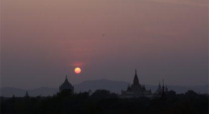Seharian Keliling Bagan 8