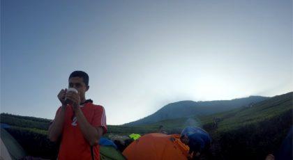 Brak Papat Sirah Kencong, Tempat Camping Di Tengah Kebun Teh 5