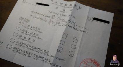 Cara Mudah Membuat Visa Jepang Sendiri! 2