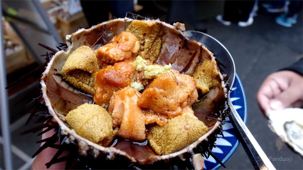 Tsukiji Fish Market, Surganya Penggemar Kuliner Seafood di Tokyo 1