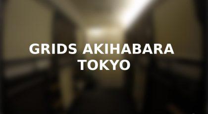 2 Malam di Grids Hostel Akihabara [Review] 3