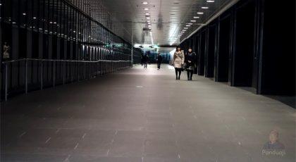Wisata Gratisan di Shinjuku - Tokyo Metropolitan Goverment Building 5