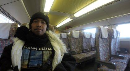 Naik Shinkansen untuk Pertama Kalinya 1