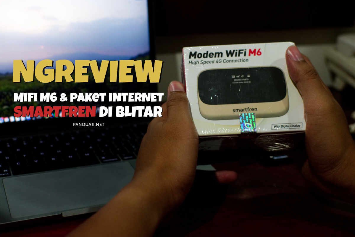 Review Mifi Smartfren M6