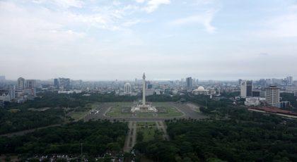 Jalan-Jalan ke Monas, Jakarta 6