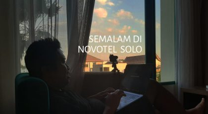 Review Novotel Solo