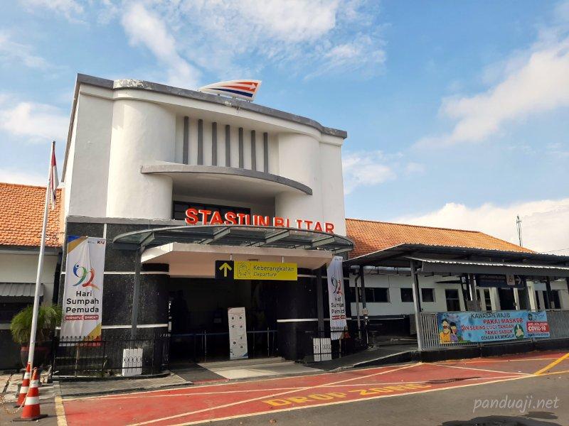 Stasiun Kota Blitar